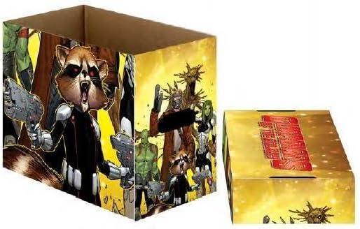 Ne ca Marvel: Guardianes de la Galaxia – Caja de almacenamiento de cómics: Amazon.es: Hogar