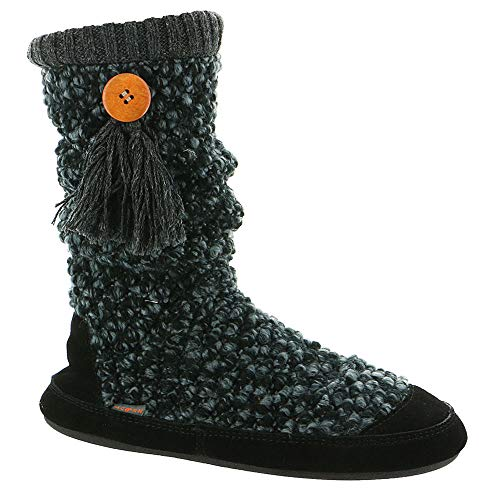 Acorn Women's Jam Tassel Boot Boysenberry Large M M]()