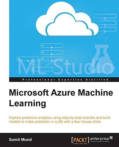 Microsoft Azure Machine Learning Pdf