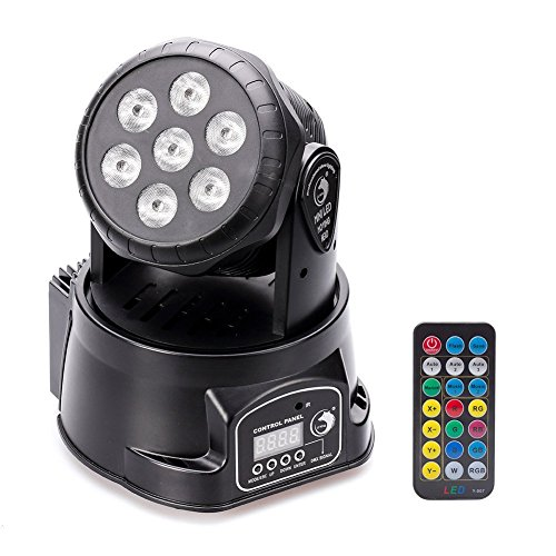 3 Color Led Moving Head Light in US - 7