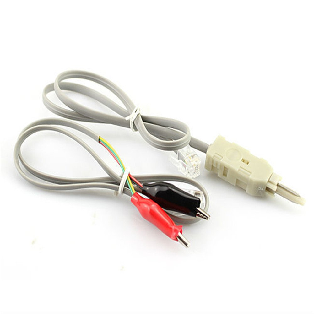 Amazon.com: Minidiva C019 Telephone Phone Line Network Cable Tester ...