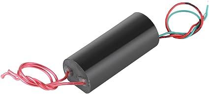 6-12 V Alta Potencia Alta Temperatura Arco Encendido Pulso M/ódulo de Alto Voltaje Alta Frecuencia Generador de Alto Voltaje 80KV