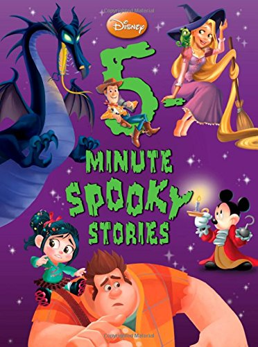 5-Minute Spooky Stories (5-Minute -