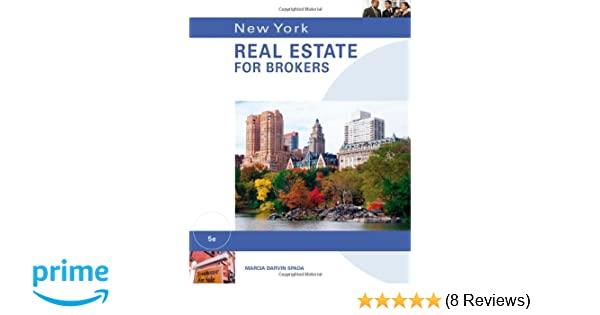 New York Real Estate For Salespersons 4th Edition Pdf
