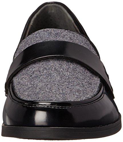 Franco Sarto Vrouwen Valera Slip-on Loafer Zwart 1