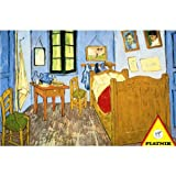 Room in Arles 1000 Piece Vincent Van Gogh Jigsaw Puzzle