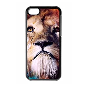Protection Cover Hard Case Of Lion Cell phone Case For Iphone 5C