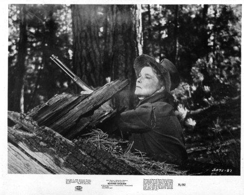 Katharine Hepburn Rooster Cogburn Orig 8x10 photo H0309