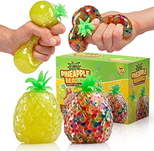 YoYa Toys Pineapple Tropical Colorful product image