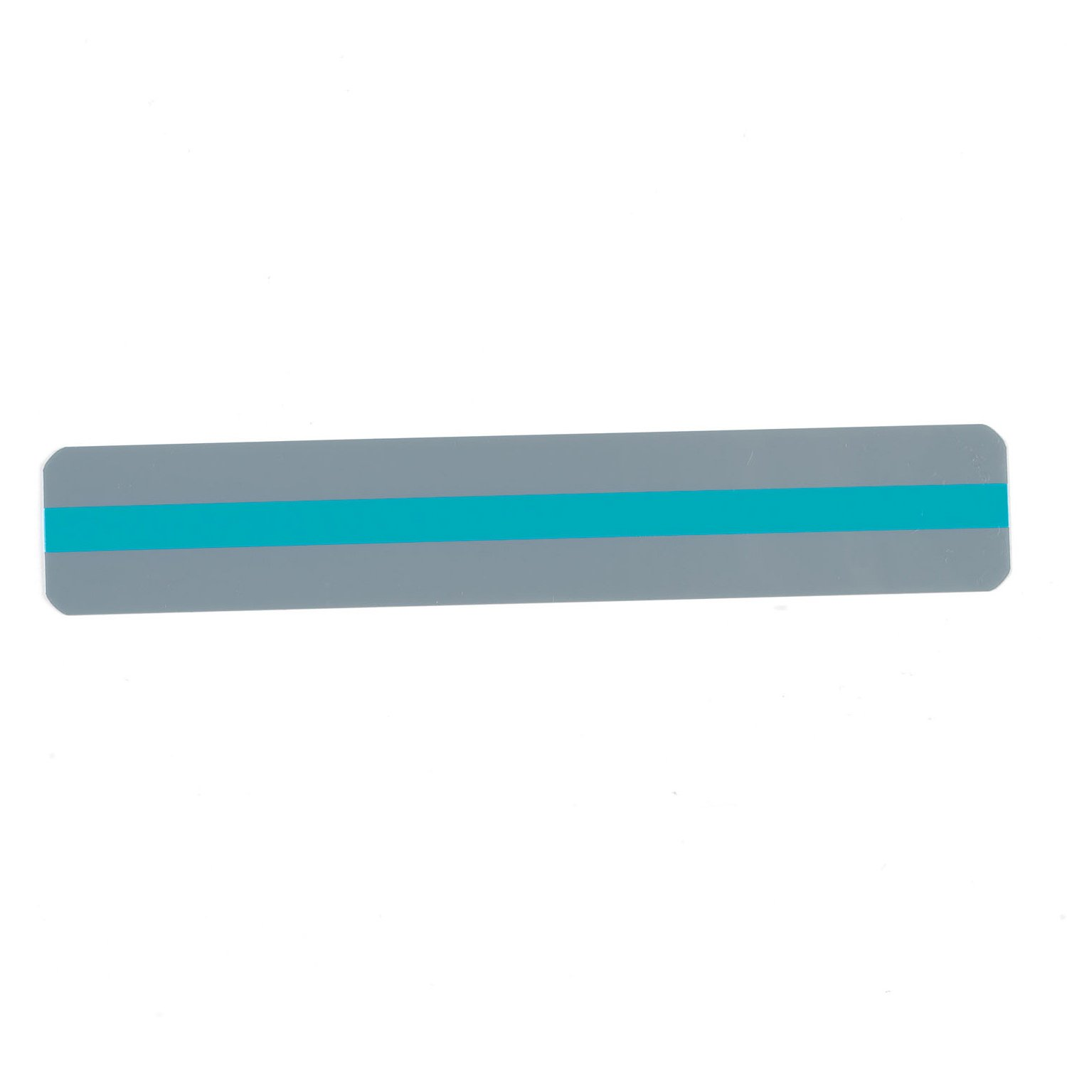 Ashley Productions Sentence Strip Reading Guide, 1.25'' x 7.25'', Blue, Pack of 24 by Ashley Productions