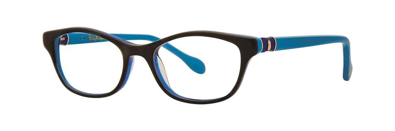 Eyeglasses Lilly Pulitzer Kaelie Navy Turquoise NAVY TURQUOISE