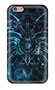 High-end Case Cover Protector For Iphone 6(blazblue Anime)