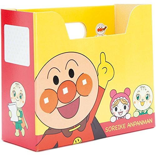 (Mini anpanman file boxes that don't! Anpanman smile plus series)