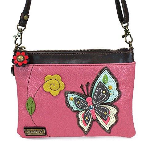 Beautiful Mini Chala Bag Purse Crossbody Butterfly Charming Handbag nx6AWBx