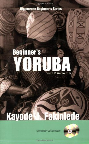 Beginner's Yoruba (Hippocrene Beginner's Series)