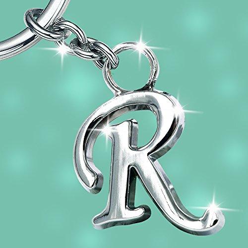 Stylish Letter R Simple Alphabet Key Ring Creative Packaging Design Box  Z 338. Stylish Letter R Simple Alphabet Key Ring Creative Packaging