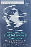 New Directions in Global Economic Governance 9780754616986
