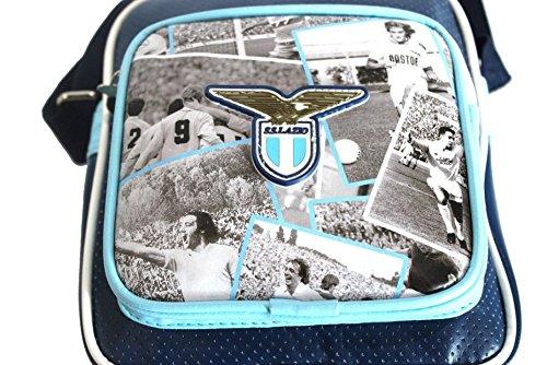 Borsello uomo Ss Lazio by Enzo Castellano l.vintage 11446