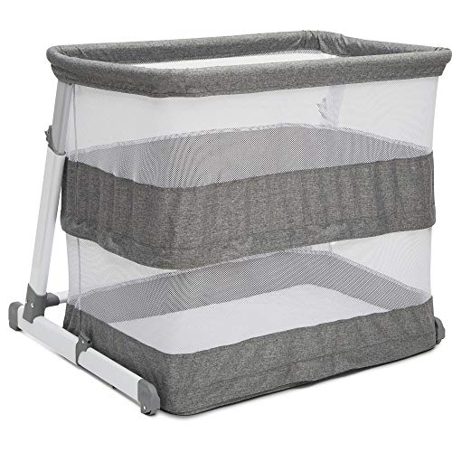 Jual Simmons Kids Room2Grow Newborn Bassinet to Infant Sleeper 3273611a7