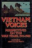 Vietnam Voices, John C. Pratt, 067074607X