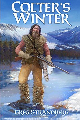 Colters Winter Mountain Greg Strandberg product image