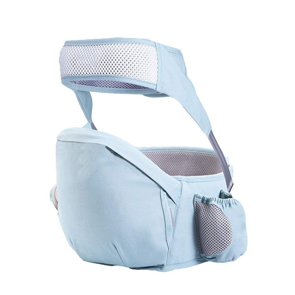 Front and Back Fashionable s Removable Baby Harness Cotton (Color: A) Backpack (Color: A) -A