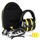 Best Case With Shooting - Tradesmart Ear Muffs, Earplugs and 2PK Adjustable Gun Review