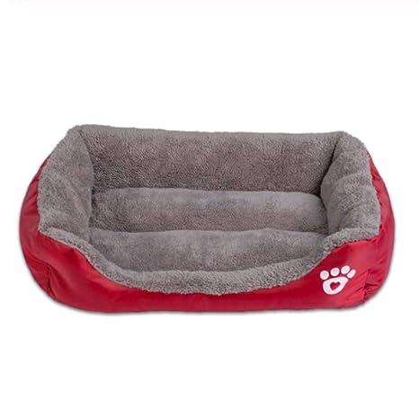 YYQ 9 Colores Paw Pet Sofa Camas para Perros Impermeable ...