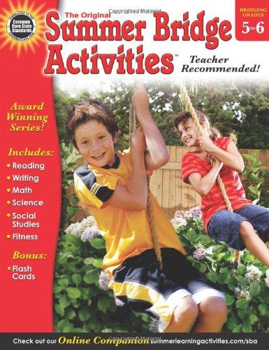 Download Summer Bridge Activities, Grades 5 - 6 ebook