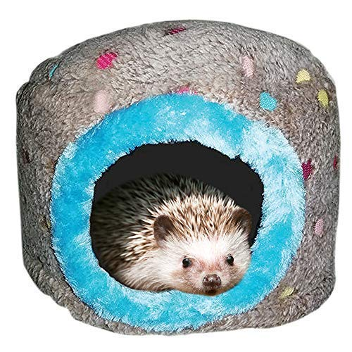 Exotic Nutrition Comfy Cave - Den for Guinea Pigs, Hedgehogs, Rats, Hamsters & Other Small Animals ()