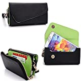 ZTE Blade A1, ZTE Blade D6, ZTE Blade L3, ZTE Blade X5 NEW Cell Phone Case with Wrist Strap to help stay organized
