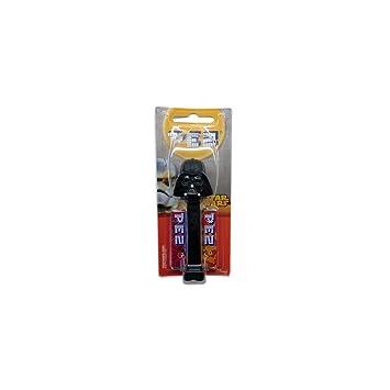 Star Wars Darth Vader PEZ Dispensador con dos recambios: Amazon.es: Juguetes y juegos