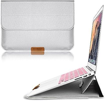 Amazon.com: Bolsa de fieltro de 12 pulgadas para MacBook ...
