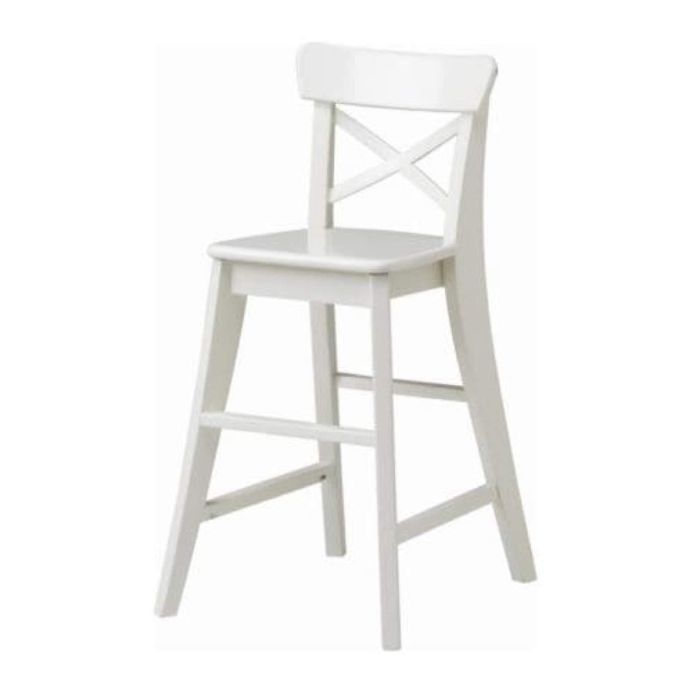 Awe Inspiring Amazon Com Ikea Ingolf Junior Chair White 901 464 56 Home Andrewgaddart Wooden Chair Designs For Living Room Andrewgaddartcom