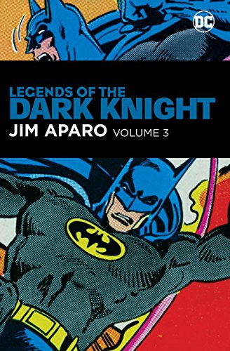 Legends of the Dark Knight: Jim Aparo Vol. 3 at Gotham City Store
