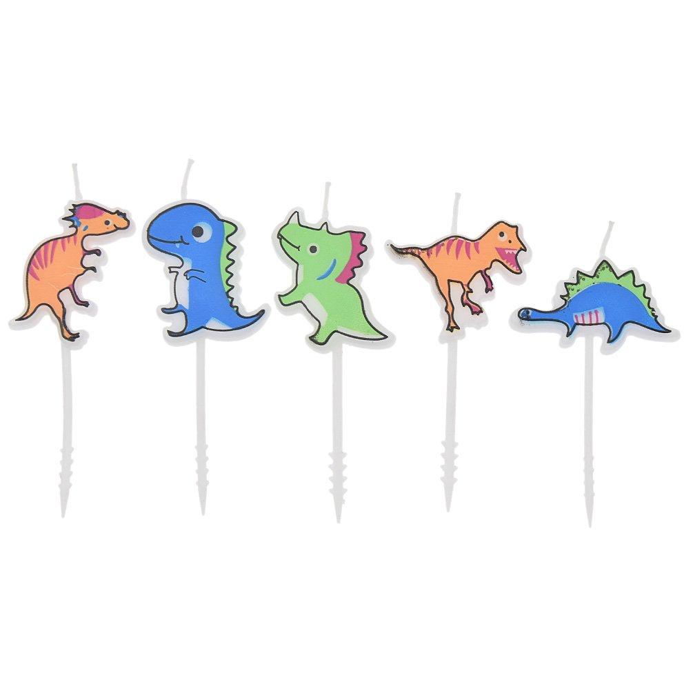 Club Green Candle Stick Dinosaur 20 x 17.2 x 12 cm
