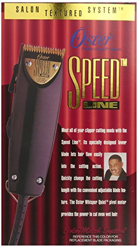 Oster Pro Professional Speed Line Clipper