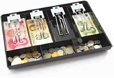 GUANHE Caja registradora Nueva Classify store Moneda cajero Caja cajón Bandeja Coin y Bill Tray: Amazon.es: Bricolaje y herramientas