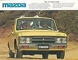 1974 1975 Mazda B1800 Pickup Truck Sales Brochure