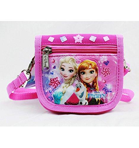 Frozen - Elsa Olaf & Anna Pink New A08152PK ()