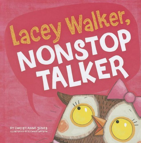 Download Lacey Walker, Nonstop Talker (Little Boost) ebook