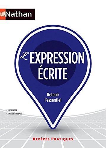 L'expression écrite (Anglais) Broché – 25 août 2016 Claude Peyroutet Christophe Desaintghislain Claude Bouthier L' expression écrite