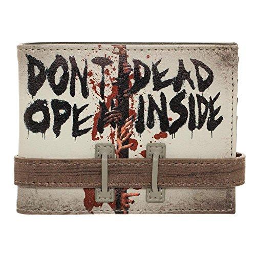 Walking Dead Accessories (Walking Dead Dont Open Bi-Fold)