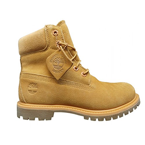 Timberland W 6 in Premium-Velours Biscuit