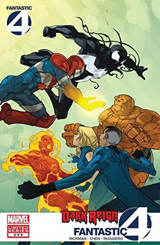 Dark Reign Fantastic Four (Dark Reign: Fantastic Four #5 (of 5))