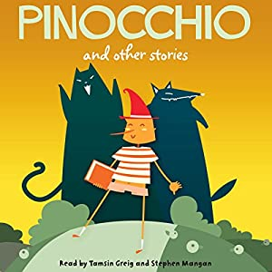 Pinocchio and Other Stories Audiobook