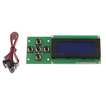 2004 Lcd Pantalla Inteligente Módulo de Controlador Con Cable ...