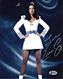 ERIN GRAY SIGNED AUTOGRAPHED 8x10 PHOTO WILMA DEERING BUCK ROGERS BECKETT BAS