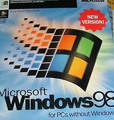 Microsoft Windows 98 (New Version)
