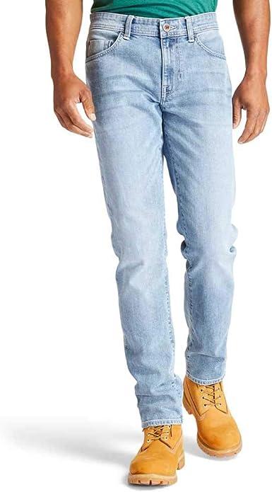 Timberland Jeans Light Sl Core Indigo Denim Light Vintage A1xt7 Var T101 Denim Light 36 Amazon De Sport Freizeit